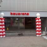 Bauarena Eröffnung