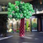 Baum 5 m hoch