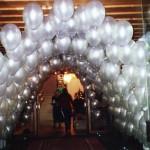 Eingang Hotel Pöschtli Lenzerheide