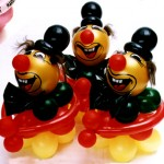 Die singenden Clowns