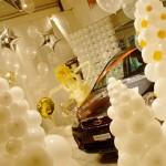 Weihnachtsdeko Garage Kreuzlingen