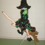 eine Hexe