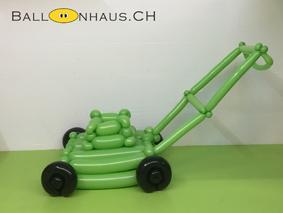 Rasenmäher klein)