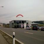 Blickfang Garage Lüthi Berg