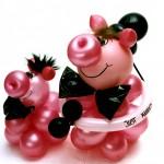 Die Glücksschweine