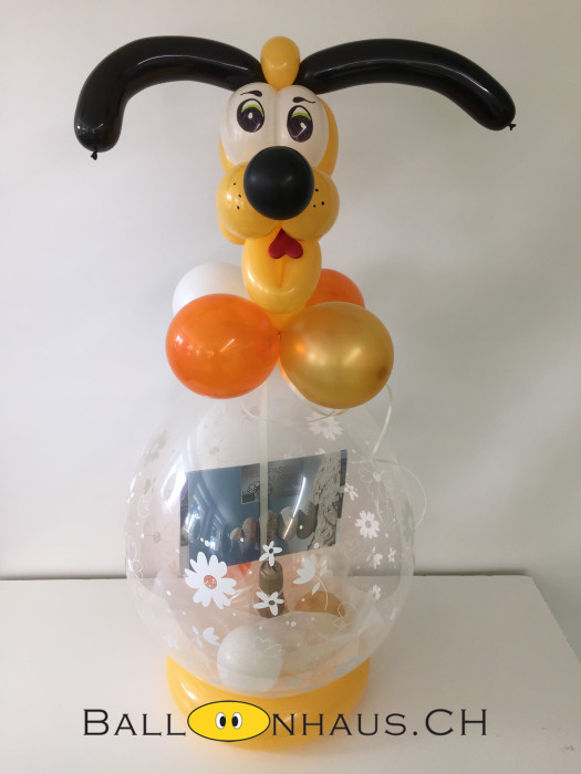 Stufferballon 40.- Hund