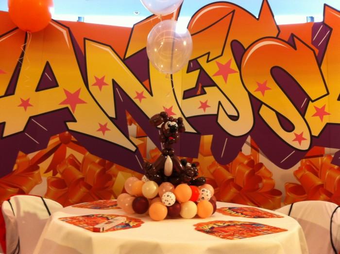 manchmal geht es nobel zu und her im Ballonhaus.ch