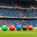 Inszenierung Eröffnungsspiel Raiffeisen Super League 2018/19